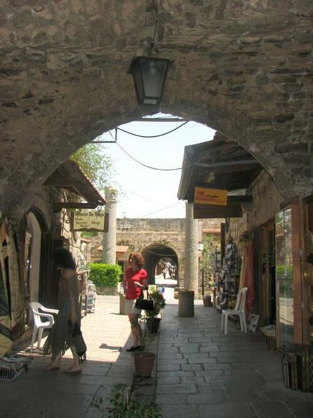 449px-Byblos Historic Quarter.jpg