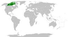 Location of Nunavut