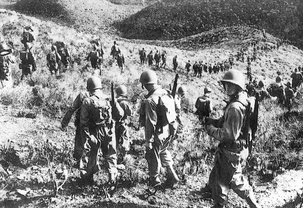 Invasión Angloamericana del Cáucaso (Utopía Nazi)