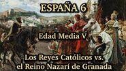 ESPAÑA 6 Edad Media (5ª parte) - Los Reyes Católicos vs