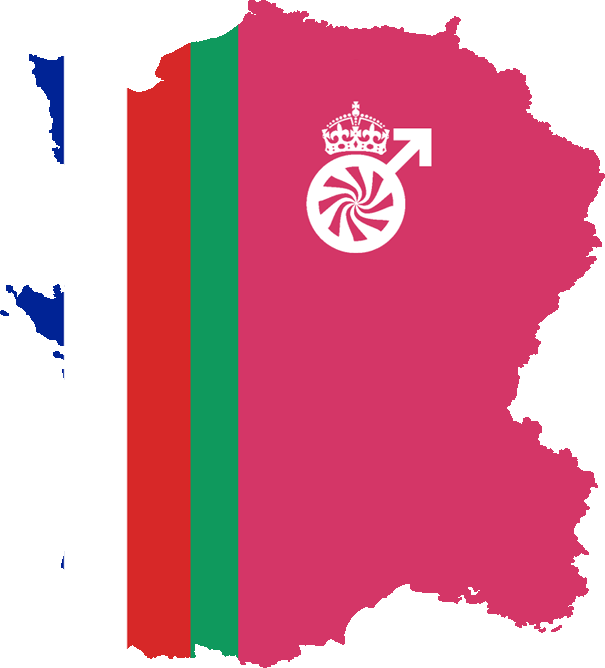 Flag map of French MSE (IM).png