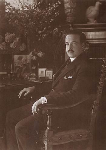 Conde Gustav von Götzen (MNI)