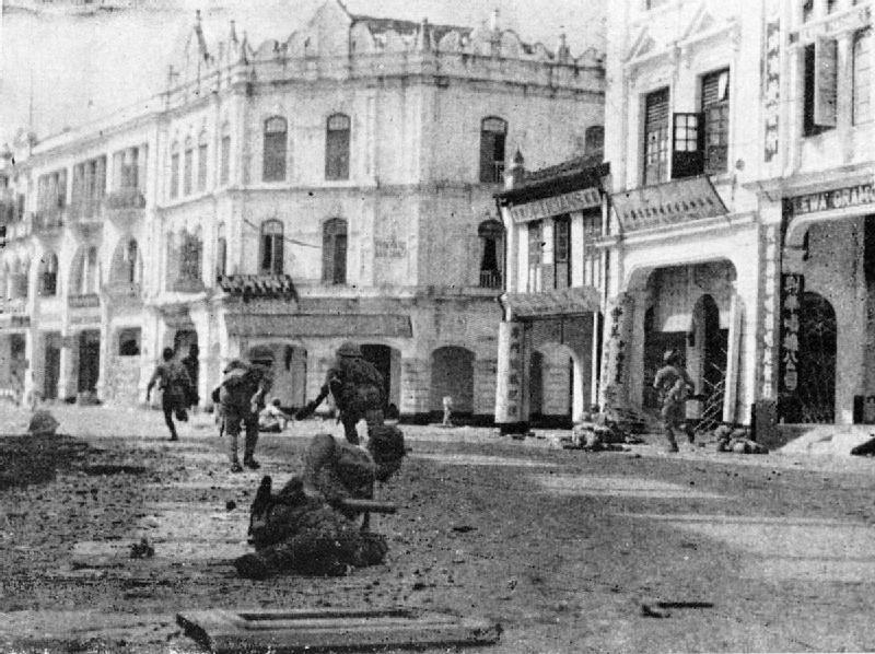 Malayan Campaign (Yellowstone: 1936)