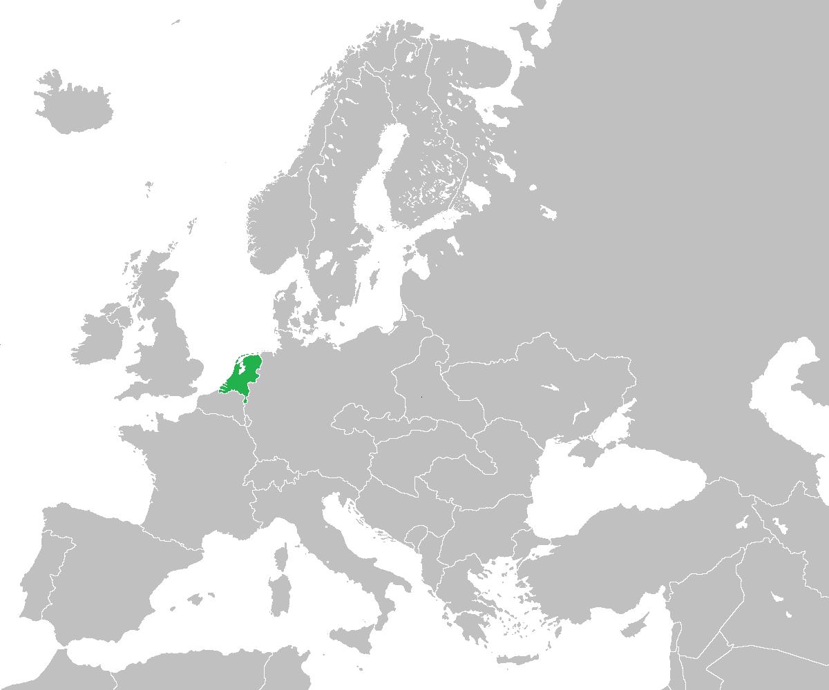 Países Bajos (Alemania Superpotencia)