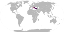 Location of Byzantium