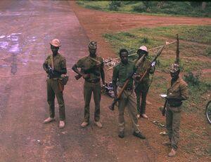 Militares de Guyana 1988.jpg