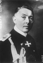 Paul von Hintze 1915
