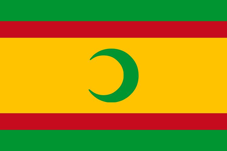 Spanish Arabia (PS-1)