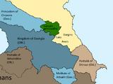 Georgian-Safavid War (Second Unification of Georgia)