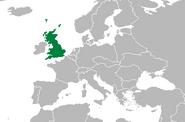 Mapa do Reino Britânico (Universo 26)