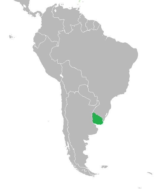 Uruguay (Alemania Superpotencia)