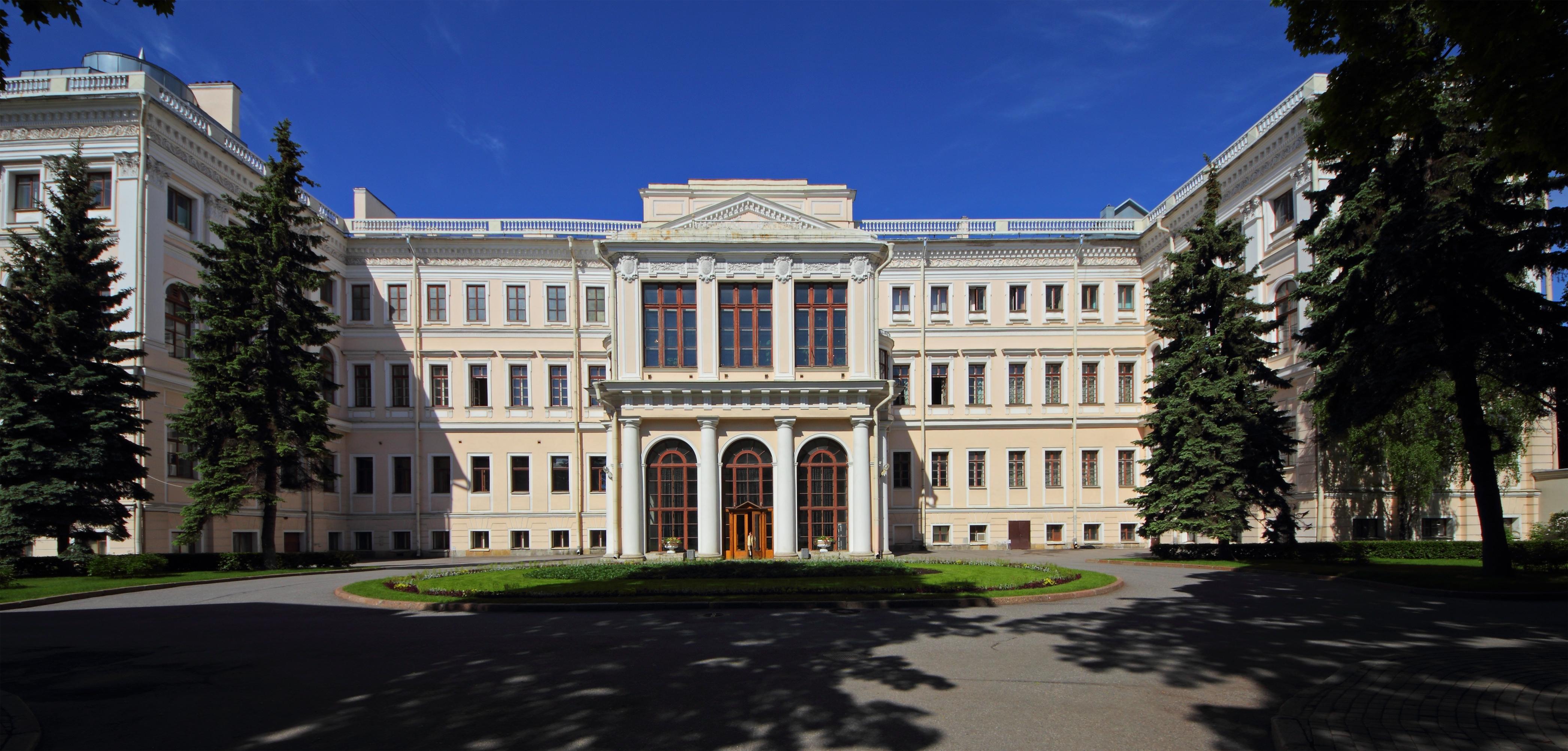 Аничков дворец (МПБД)