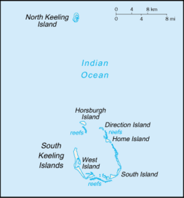 Cocos small map