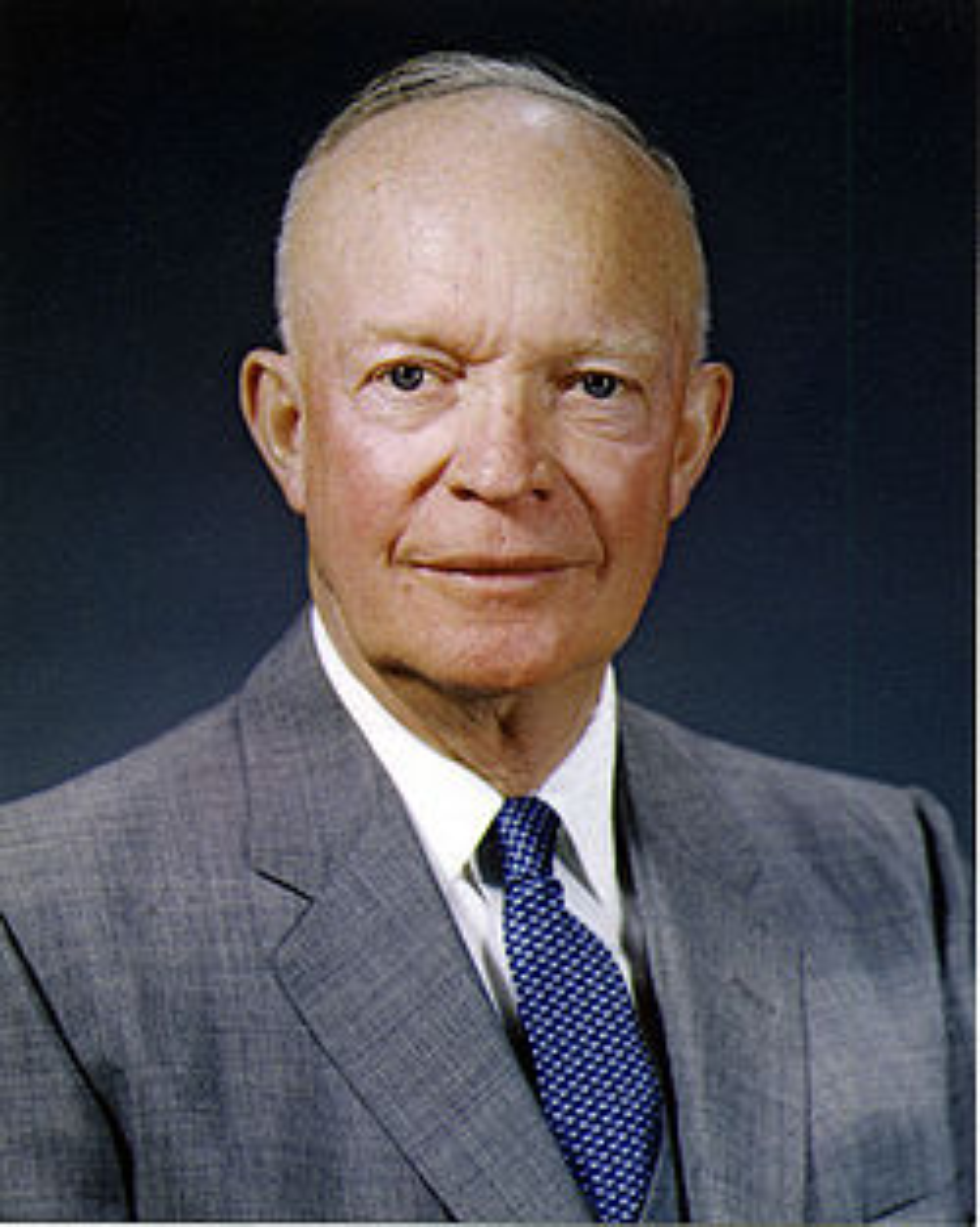 Dietrich Eisenhower (Joan of What?)