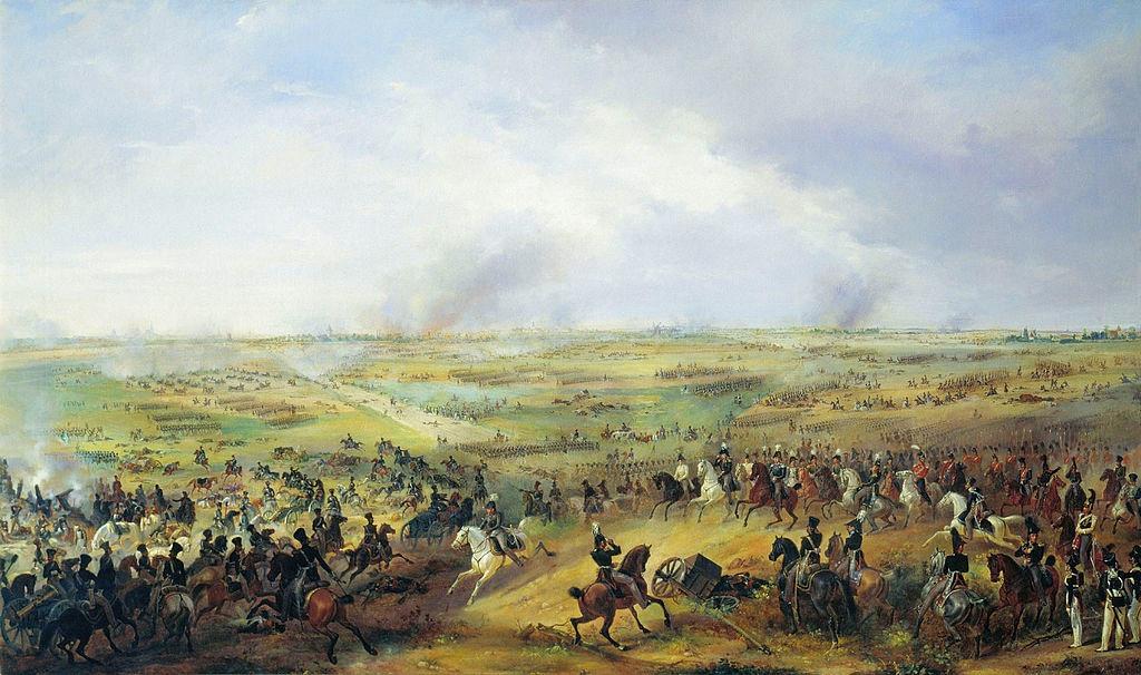 Вторая революционная война (Да здравствует король!)