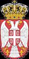 Escudo de Serbia (Gran Imperio Alemán)