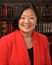 Mazie Hirono, official portrait, 113th Congress.jpg