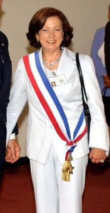 Soledad Alvear (Chile No Socialista)