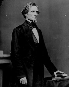 List of Presidents of the Confederate States of America (Federation of Nations)