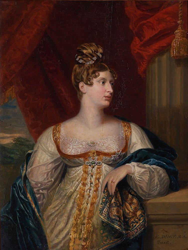 Шарлотта I (Царствуй на славу)