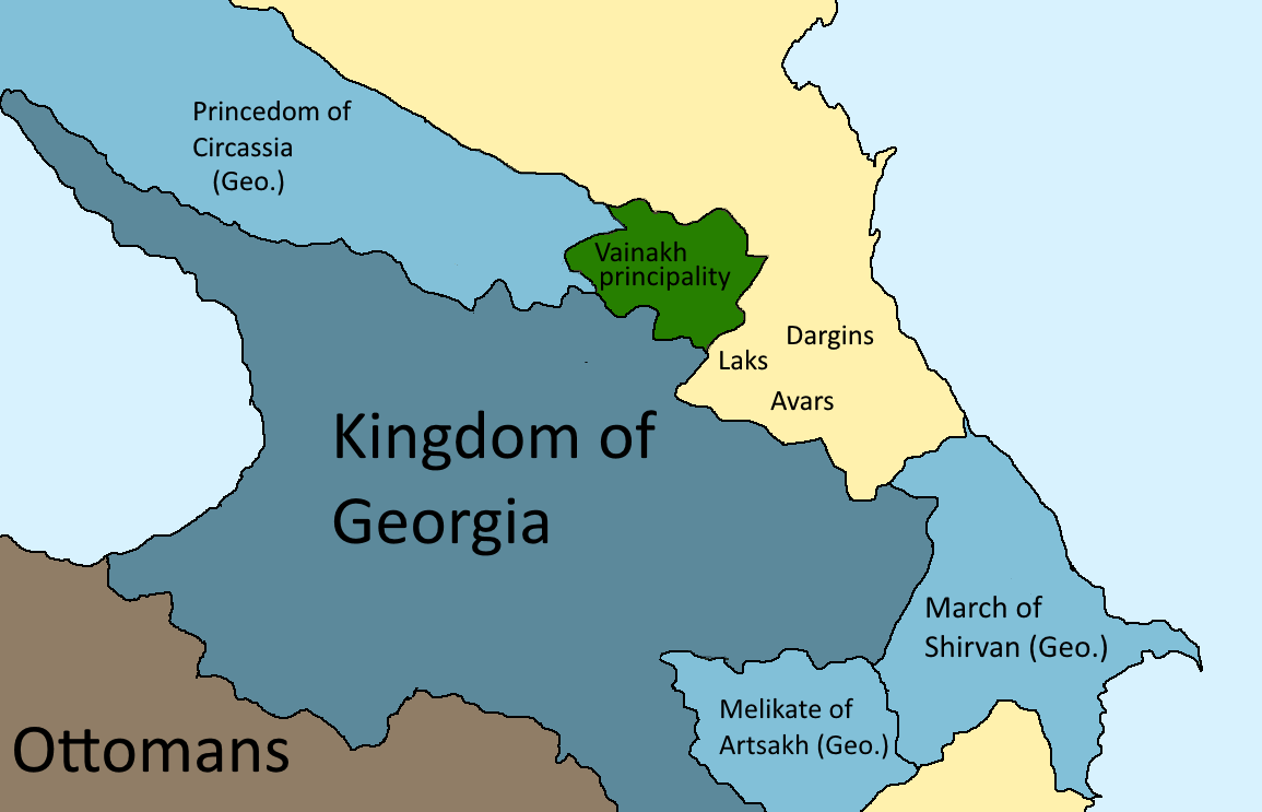 Georgian-Ottoman War (Second Unification of Georgia)