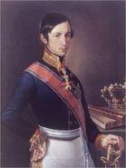 Francesco V d'austria este Duca Modena young
