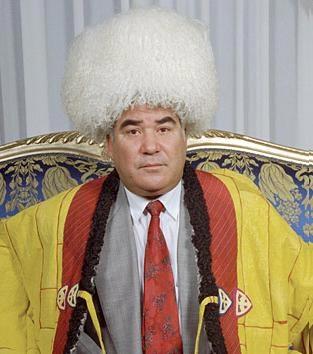 Сапармурат Ниязов (Кремлевский Резидент)