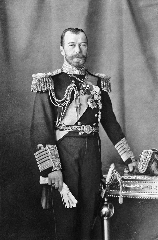 Nicholas II of Russia and Alaska (Joan of What?)