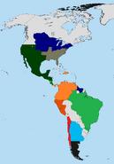 Mapa Batalla Continental 13.0