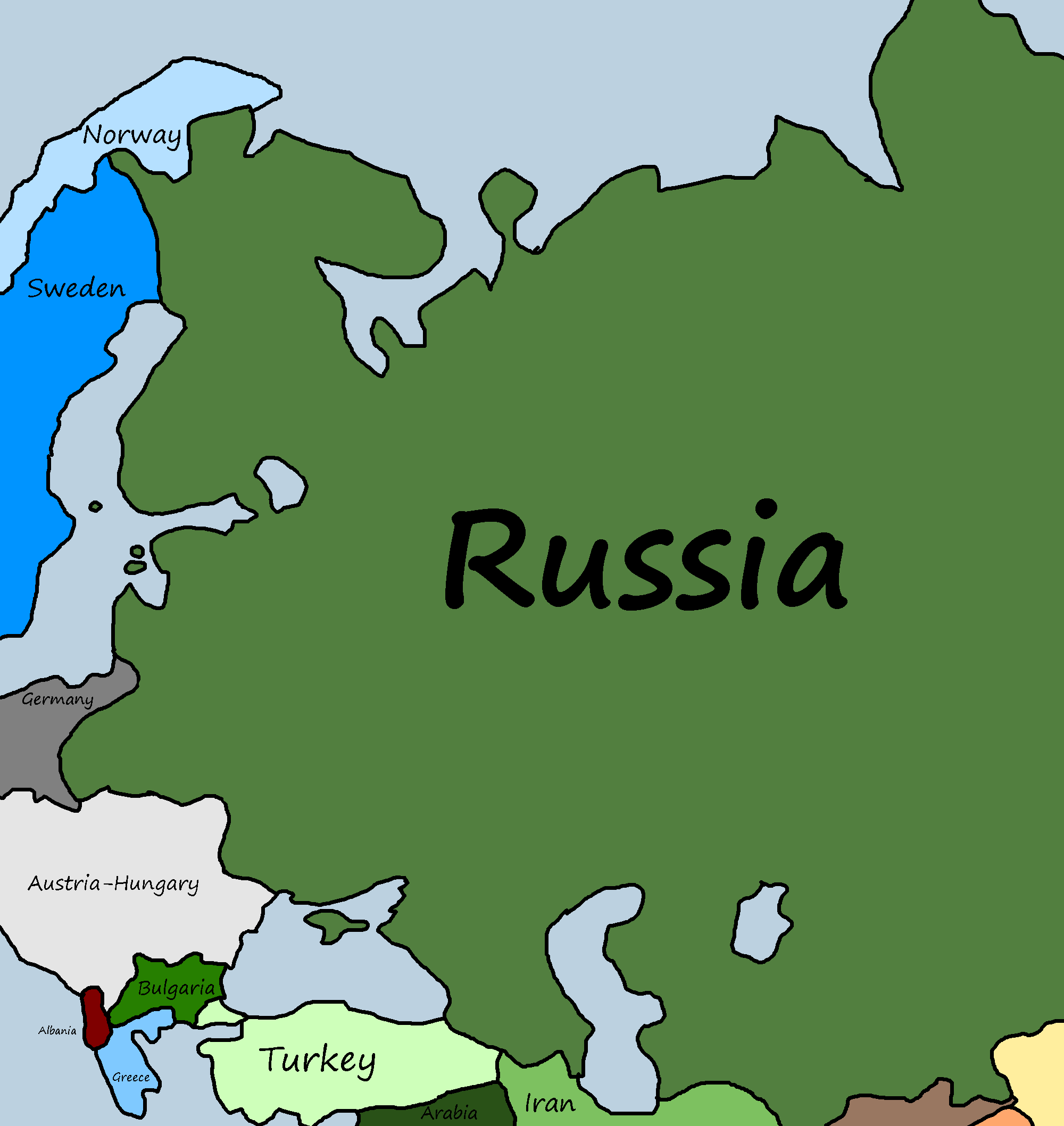 First Russian Empire (Survival of the Tsars)