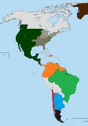 Mapa Batalla Continental 19.0