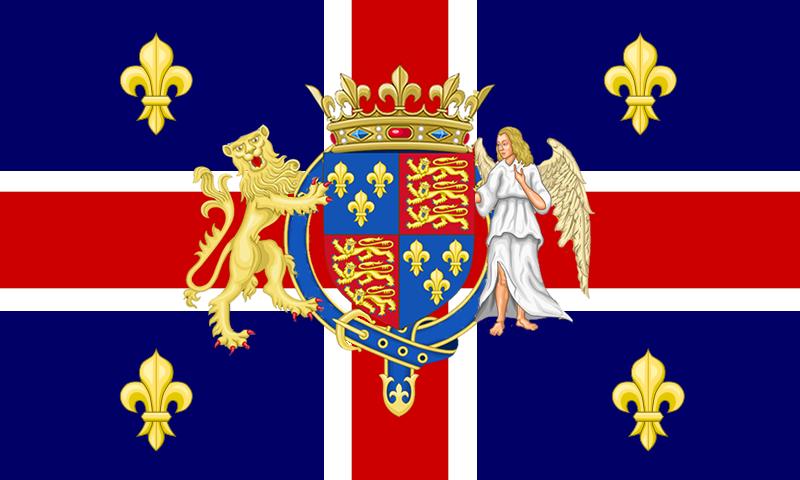 100 Years War: British Victory