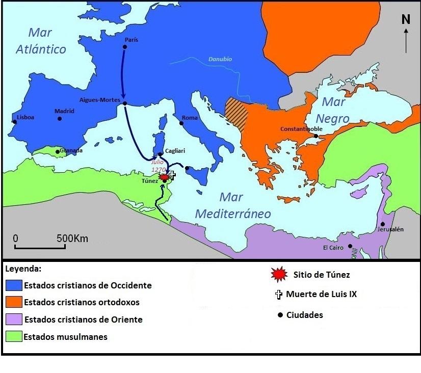 Восьмой крестовый поход (Франкский Египет)