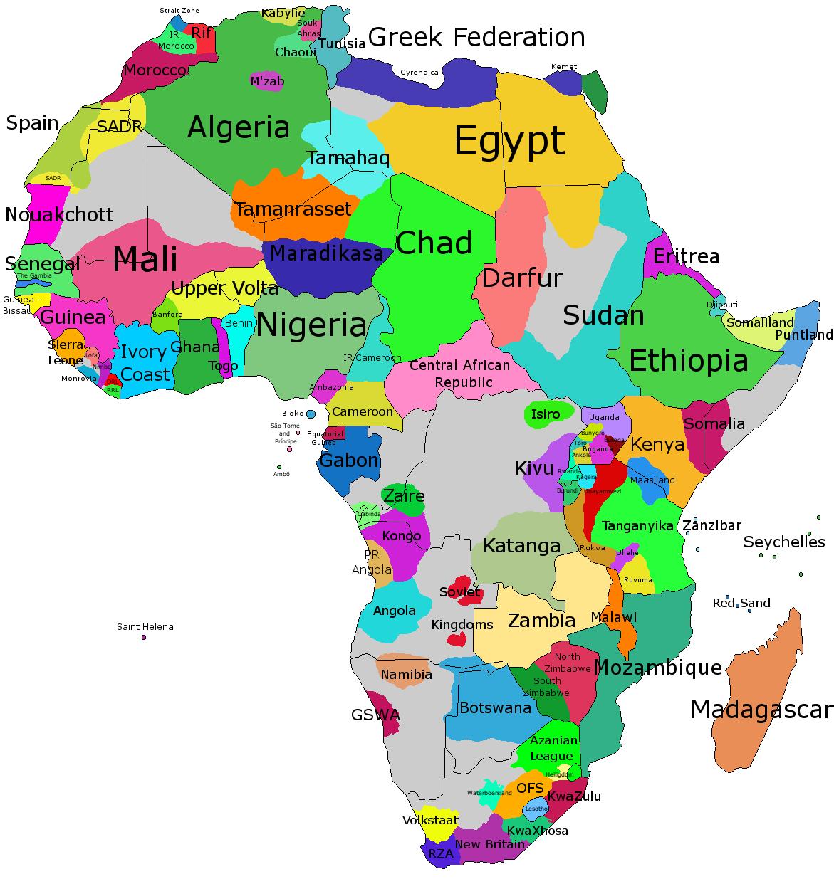 Africa (1983: Doomsday)