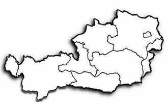 Österreich mit Südtirol ab 1949