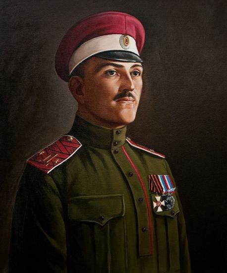 Алексей Александрович Перунов (Кунерсдорфское завершение)