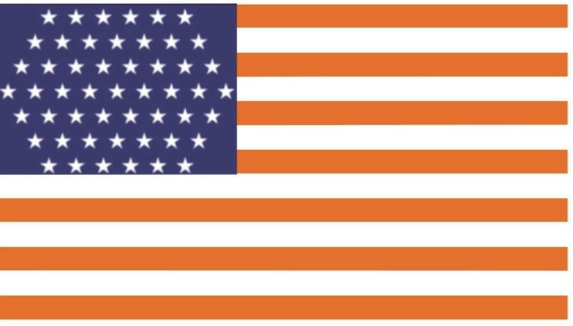 Amerikaaner Staaten (Dutch America)