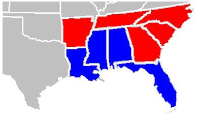 Confederate Civil War (These Fractured States)