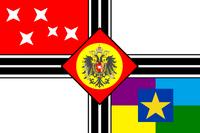 Bandera de África Central