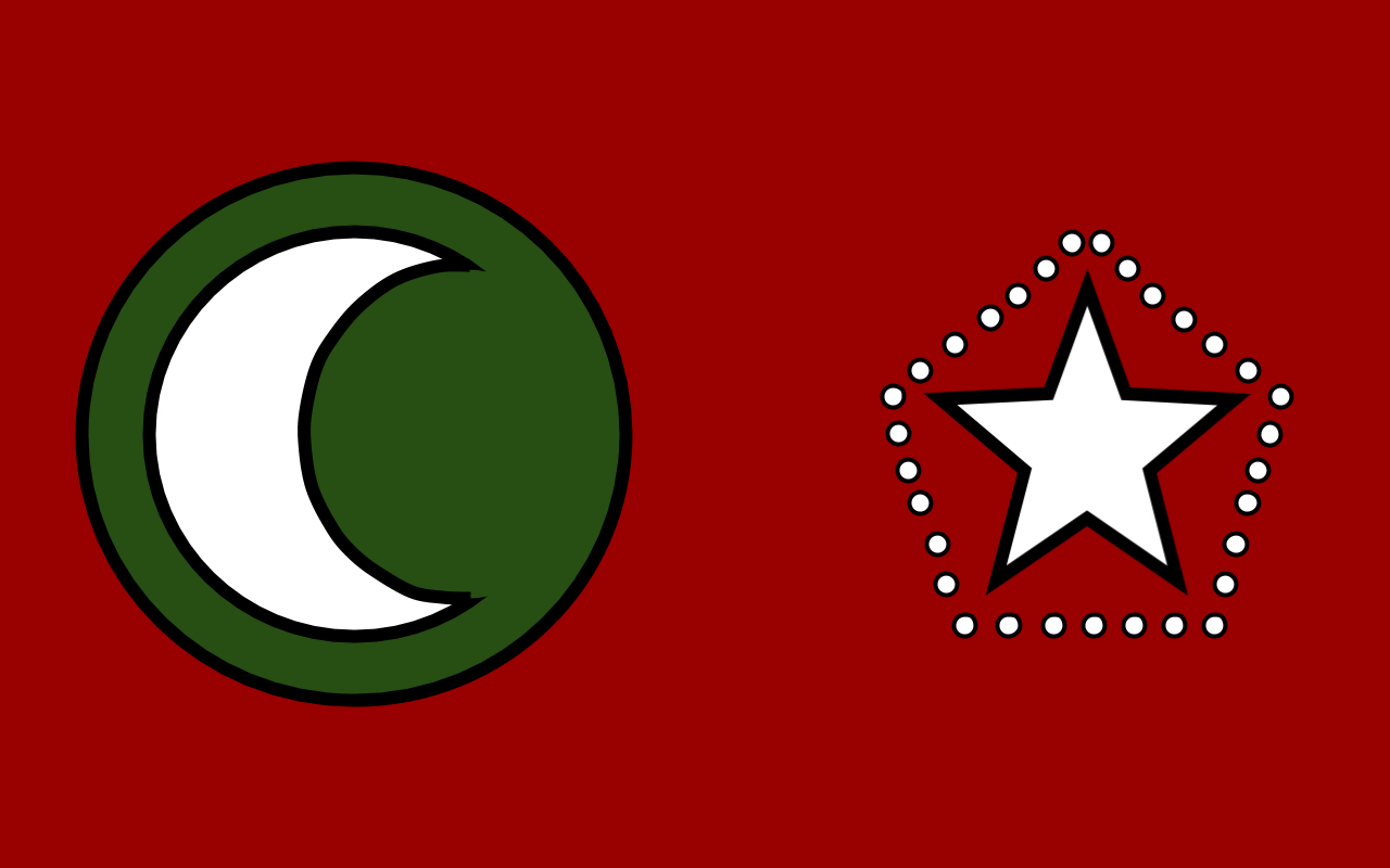 Flag of Turkey (The Eternal State).png