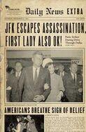 JFK escapes assassination paper.jpg