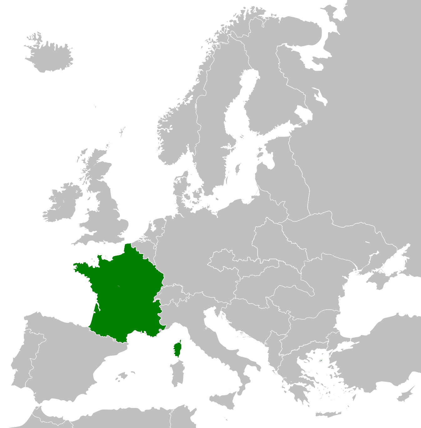 Francia (México Republicano y Prospero)