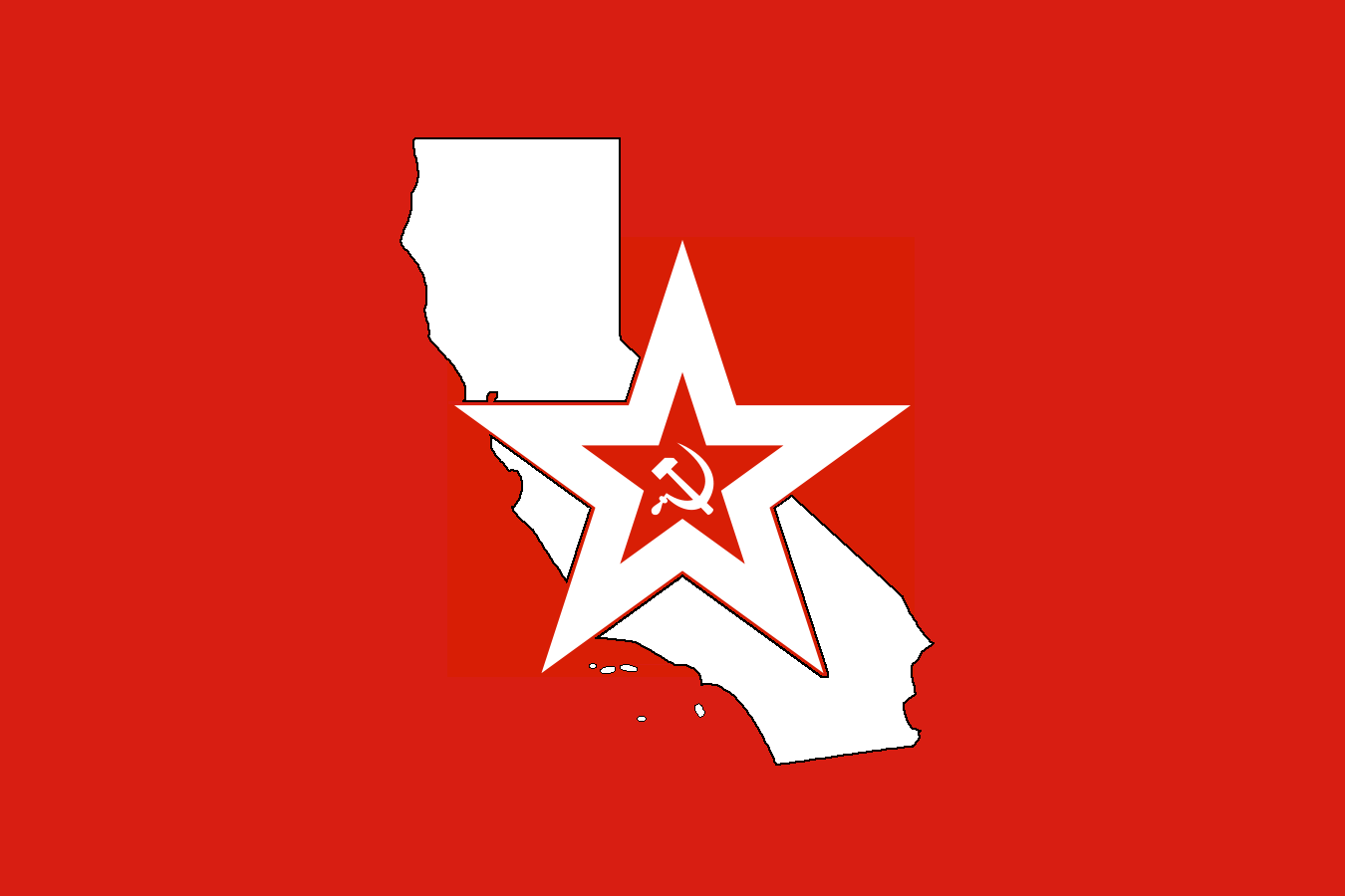 California Red Army flag NotLAH.png