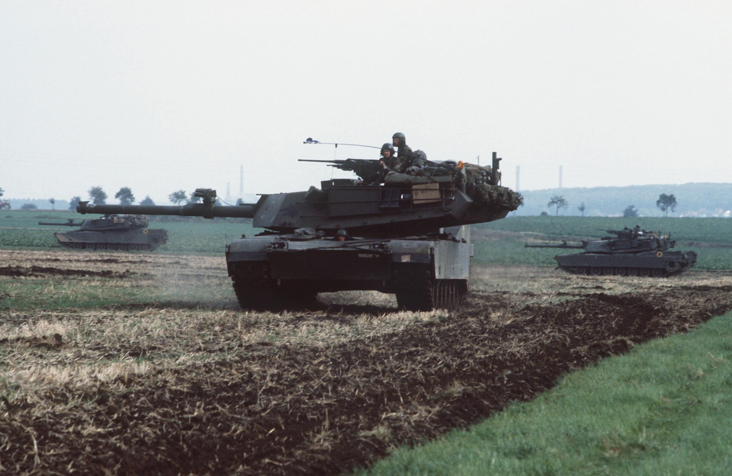 1986: Red Push