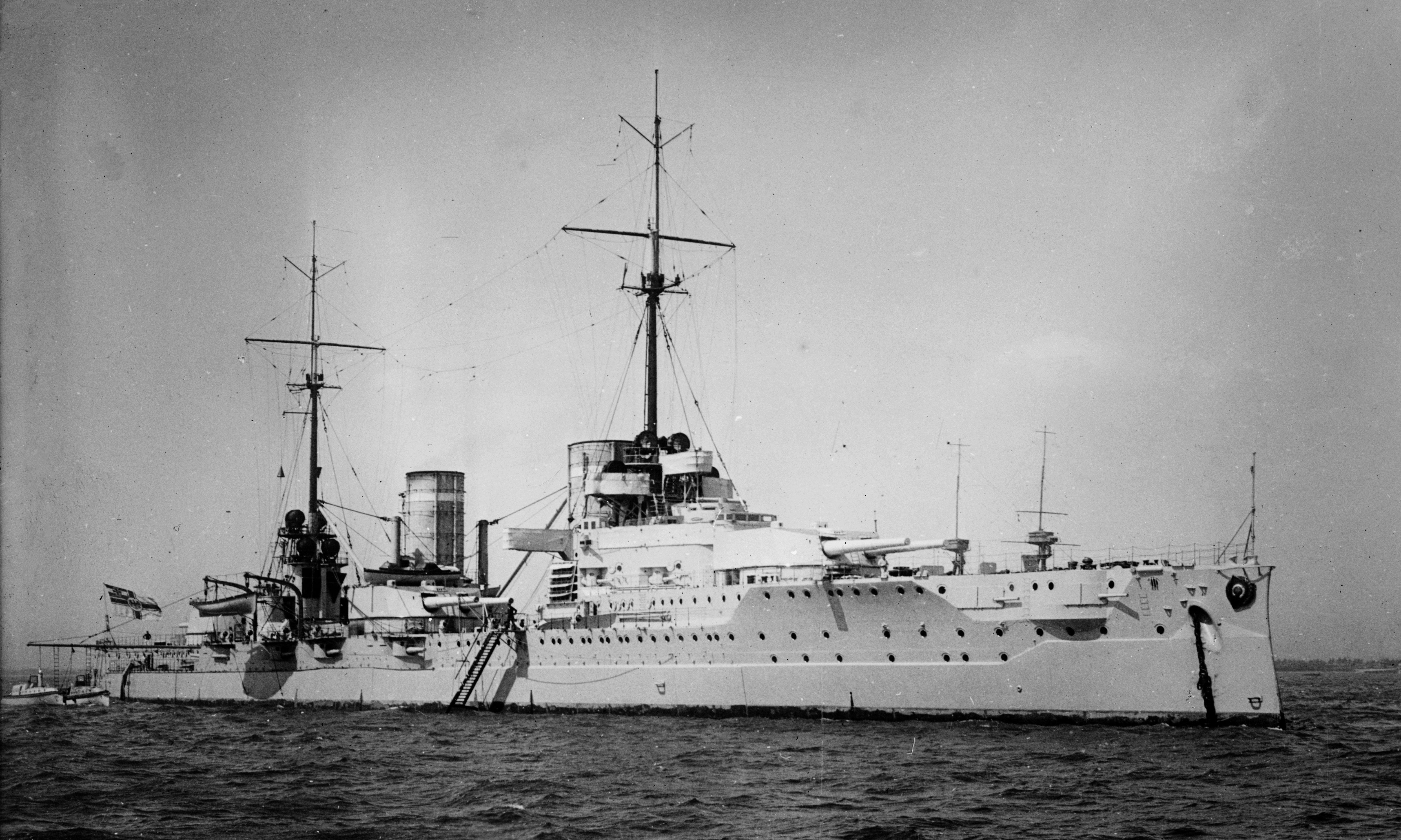 List of Battlecruisers of the Burgundian Royal Navy (Principia Moderni IV Map Game)