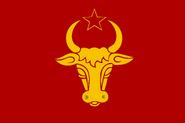Flag of Azoz (origo mundi map game)