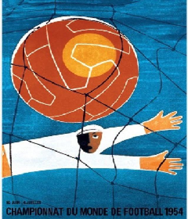 Copa Mundial de Fútbol Suiza 1954 (ASXX)