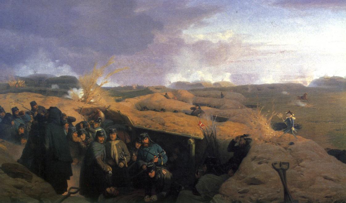 Датская Война (Звезда Пленительного Счастья)