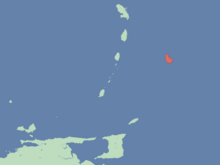 Location of The Free State of Barbados