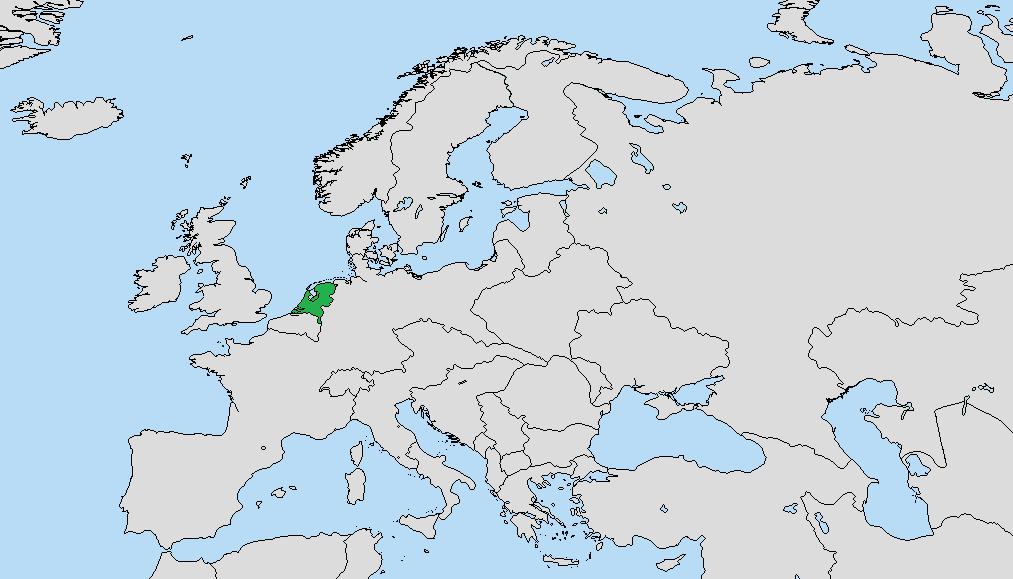 Holanda (Gran Imperio Alemán)